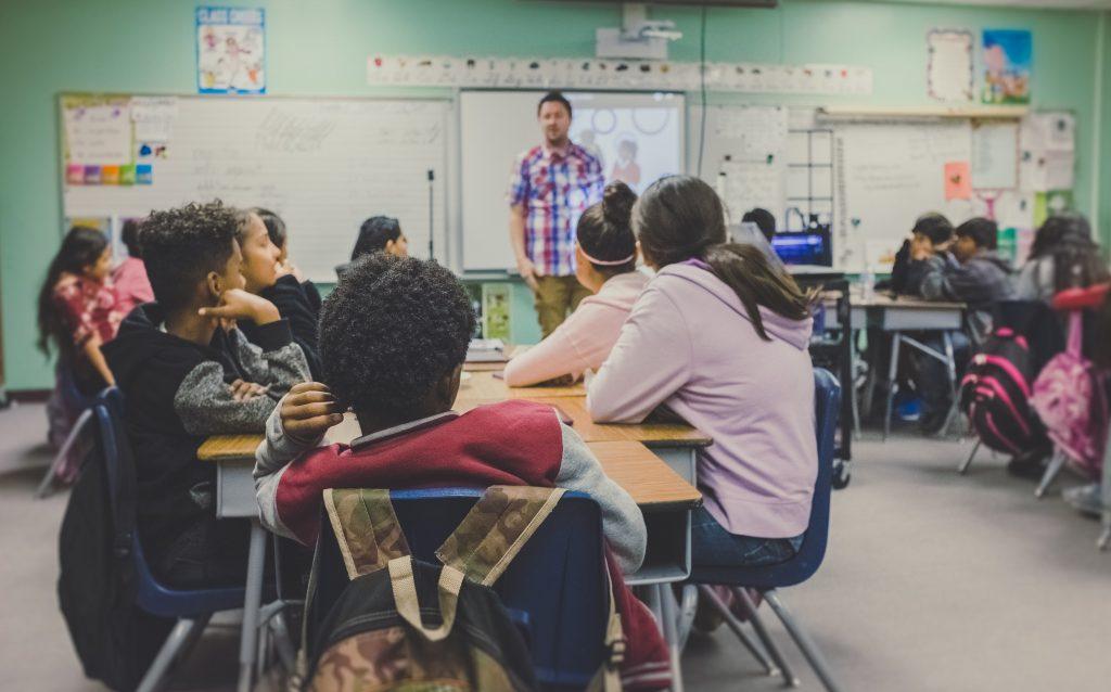 classes avec élèves