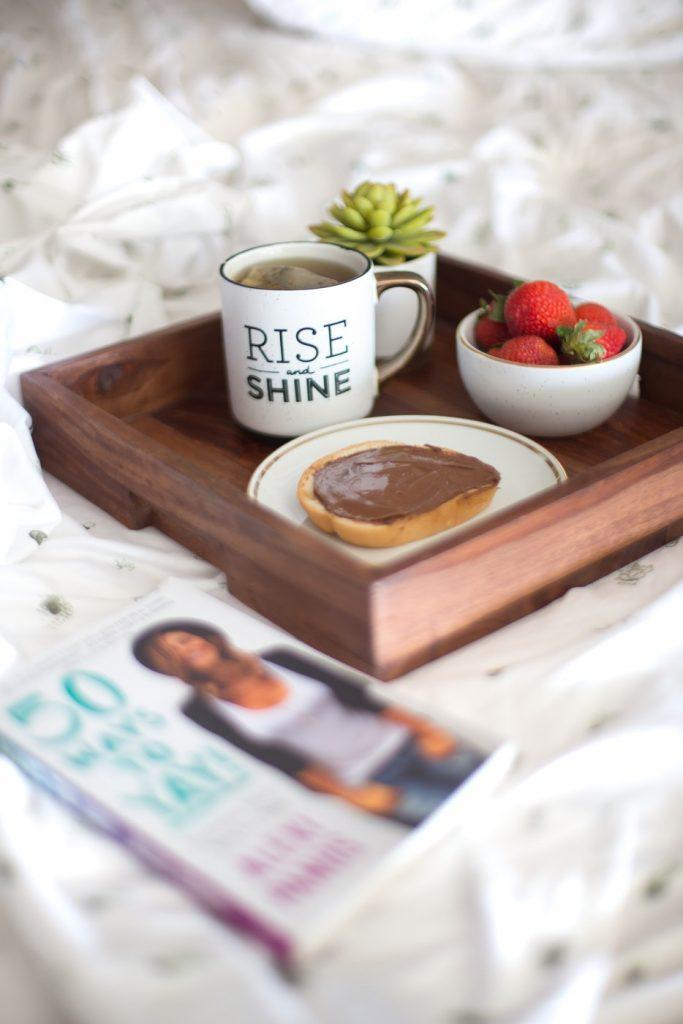 café rise and shine