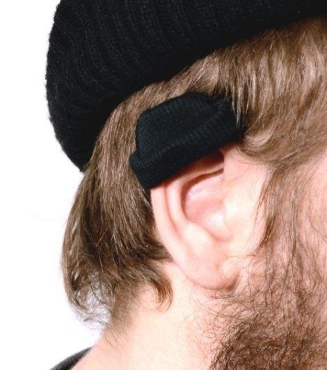 bonnet pour oreille