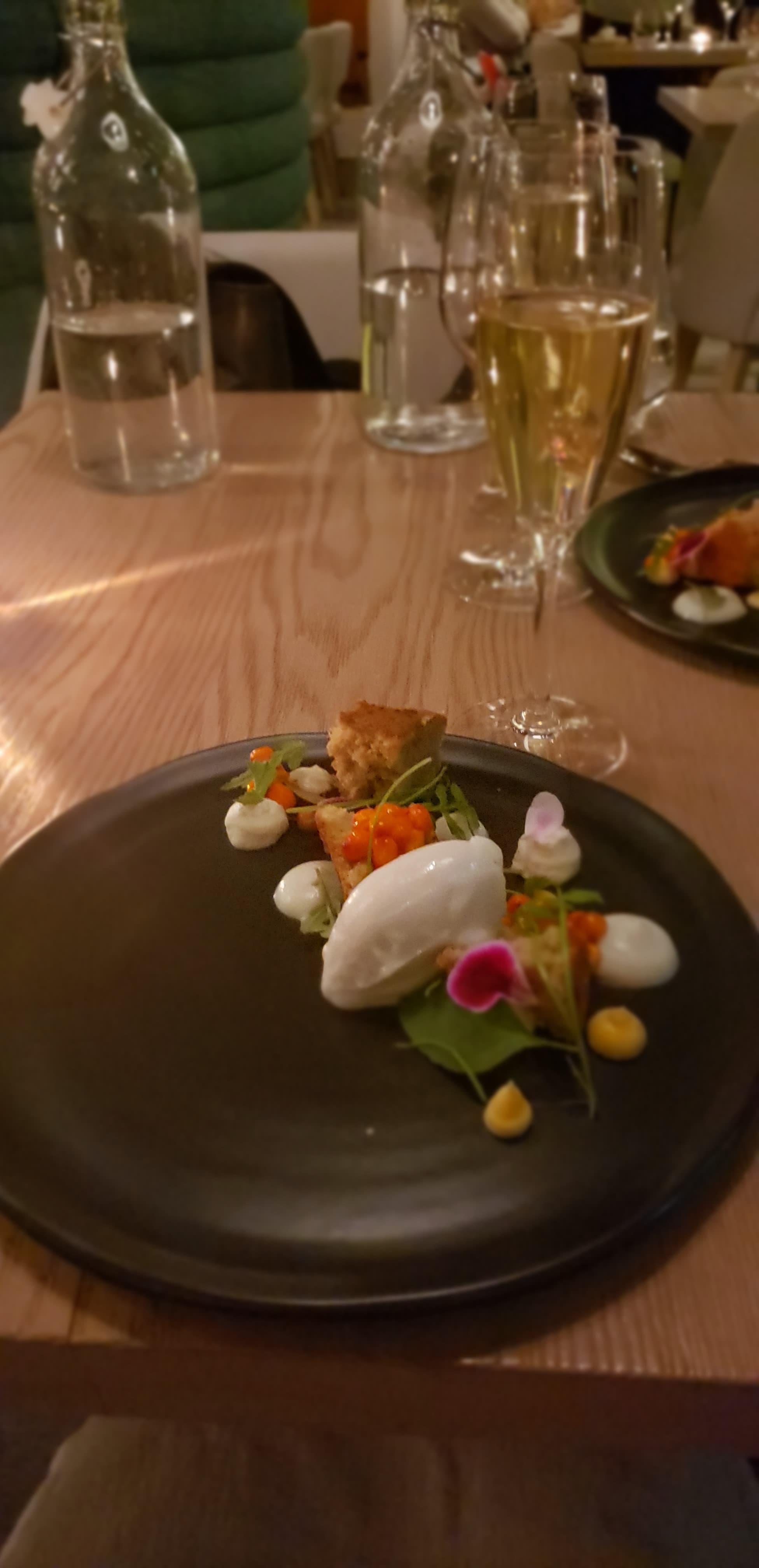 québecc exquis dessert mousseux