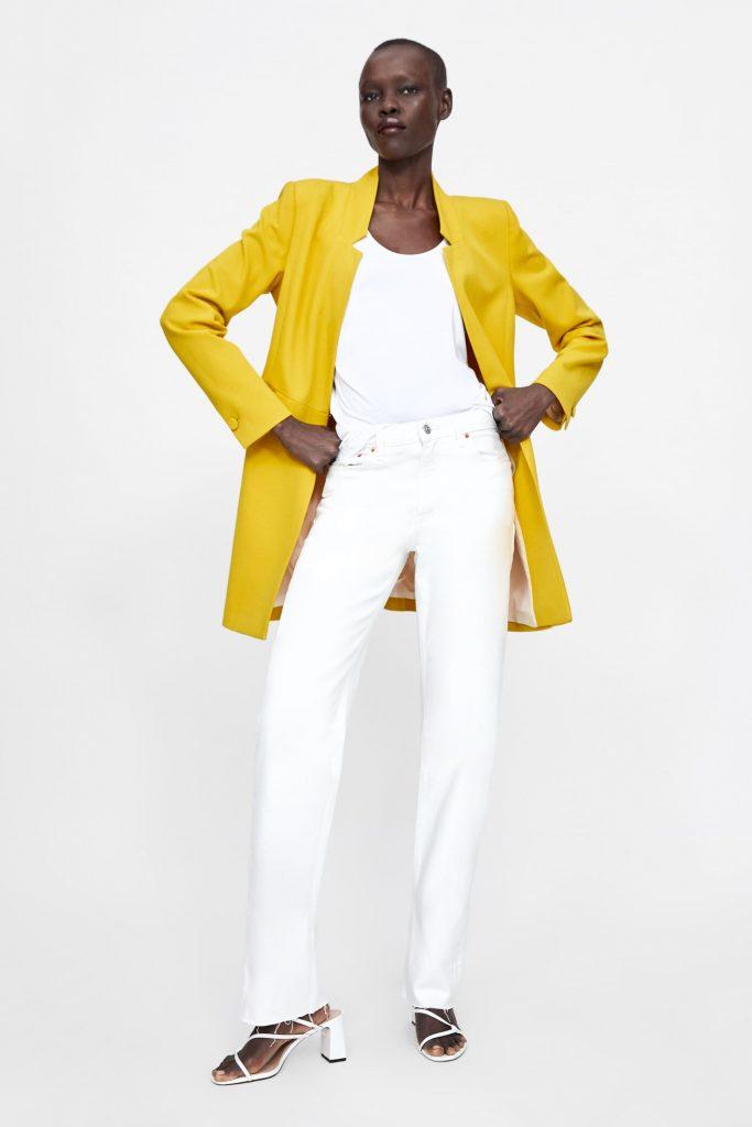 jacket, jaune, Zara, coup de coeur, collabos, printemps, mode