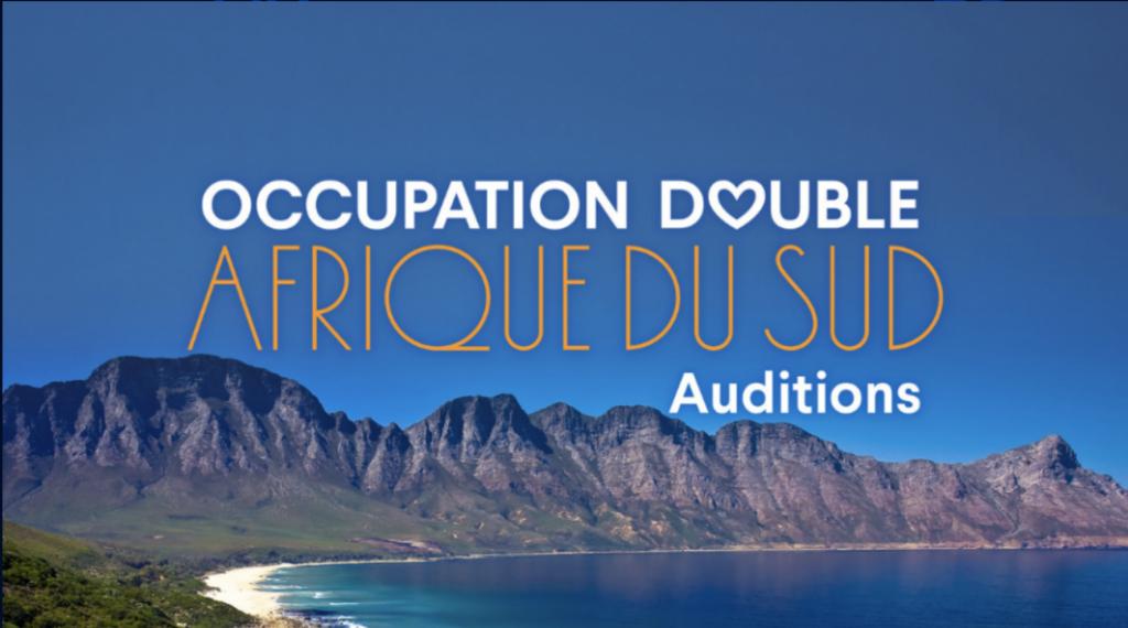 Occupation Double Afrique - Auditions