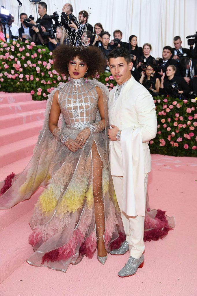 Nick Jonas Met Gala 2019