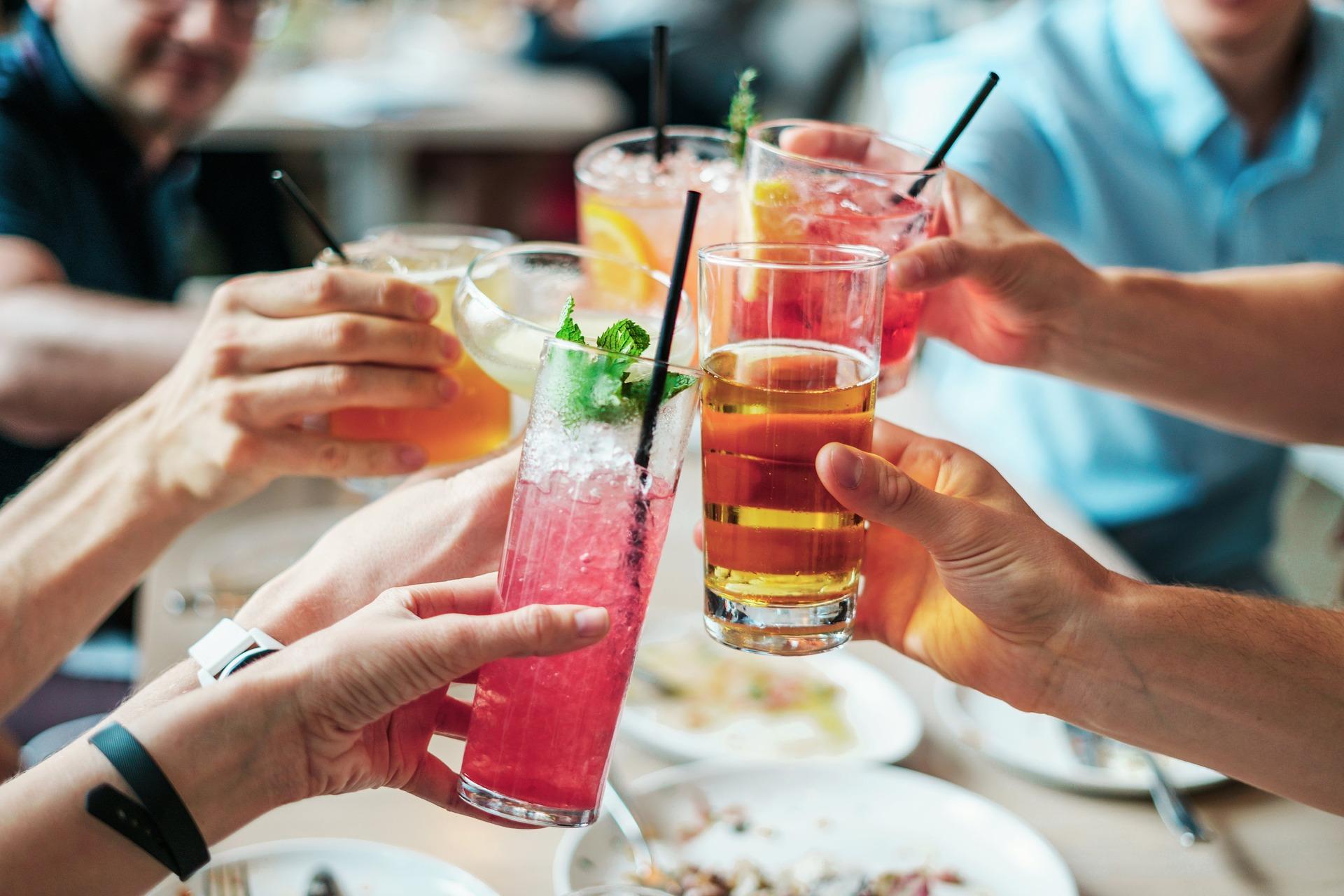 cocktails amis