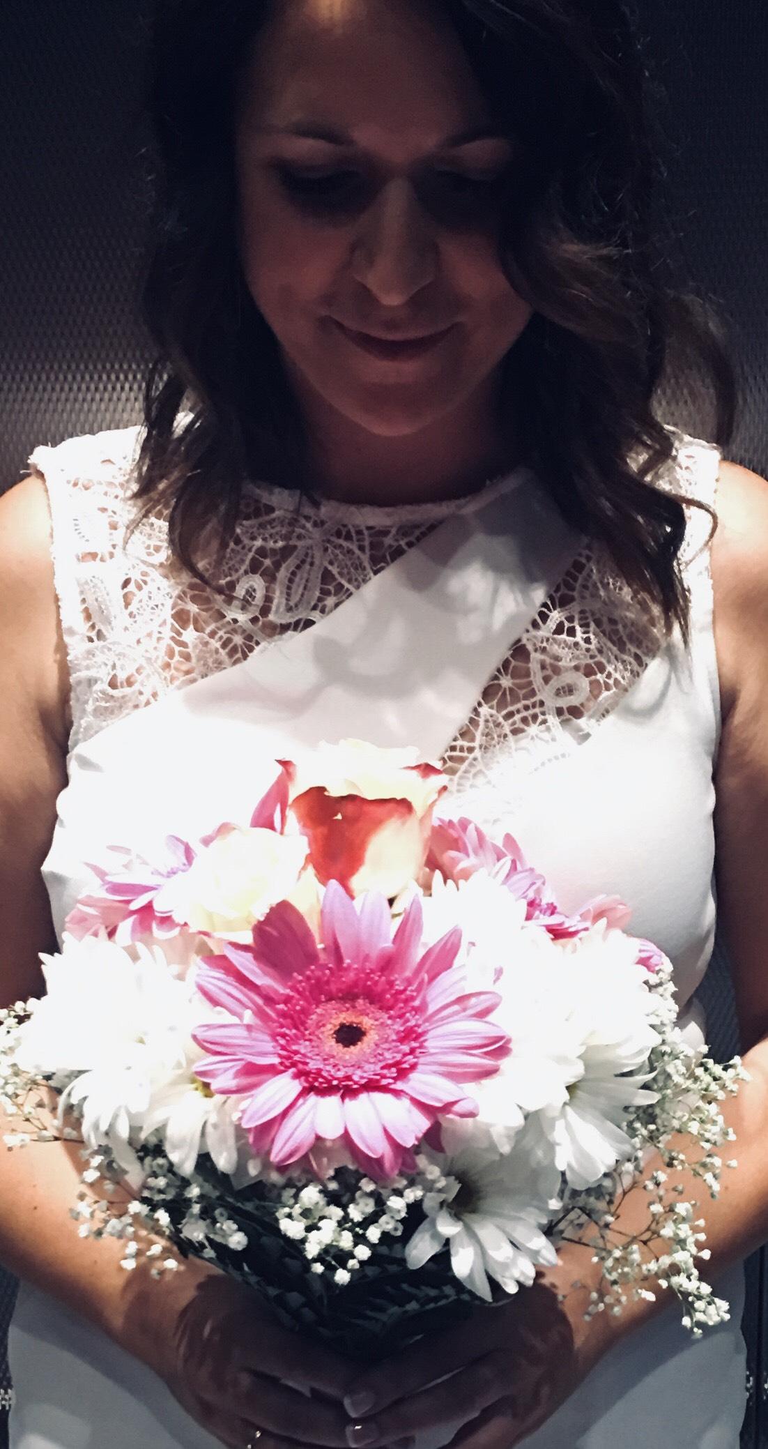 marie-claude delage mariage fleurs