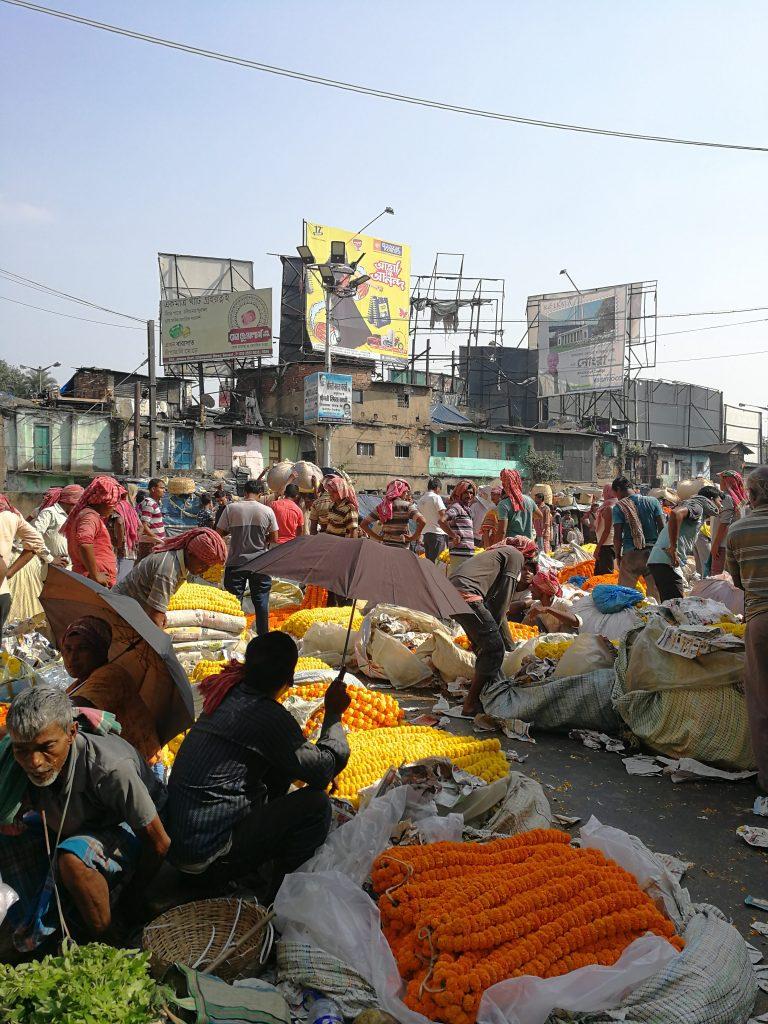 marché indien
