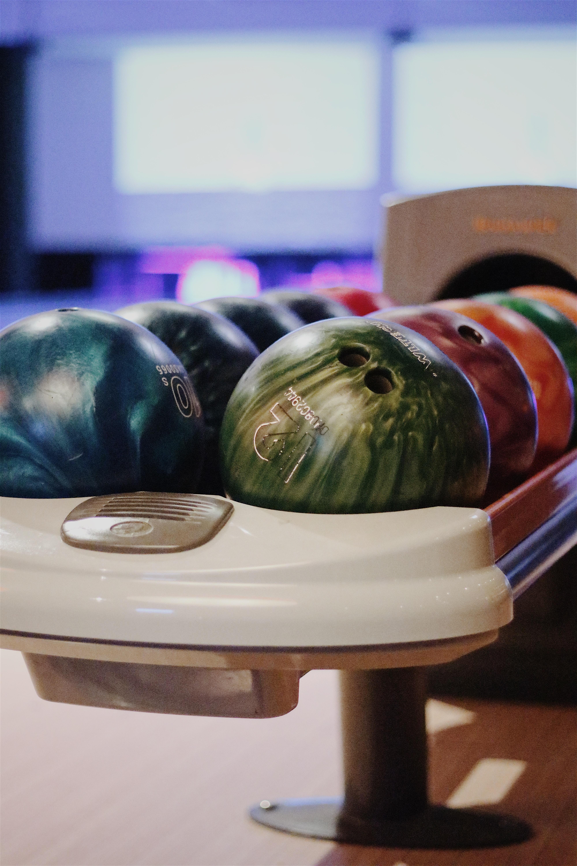 boules de bowling quilles