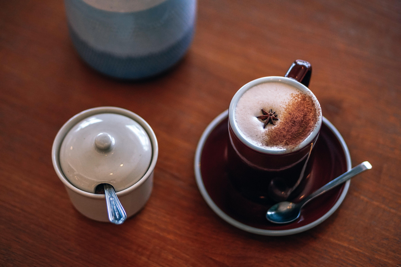 chai avec sucre