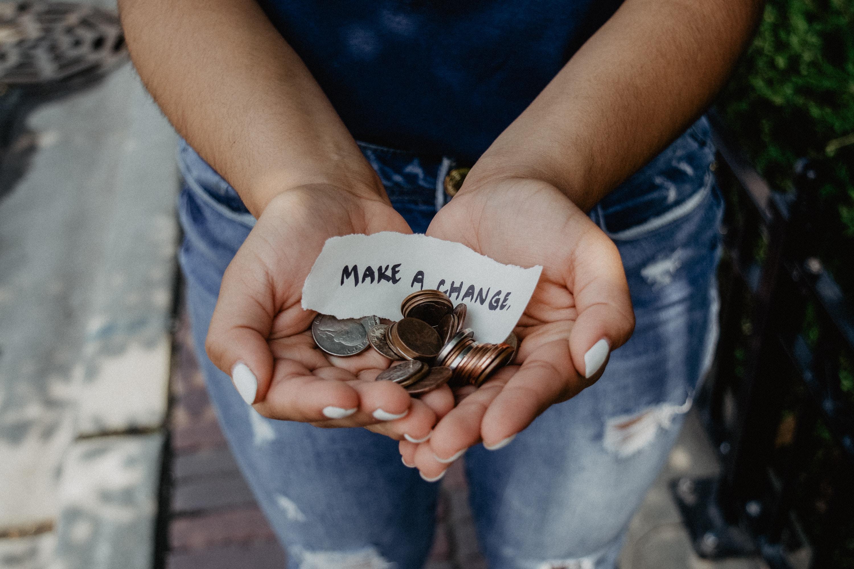 collecte de fonds argent money