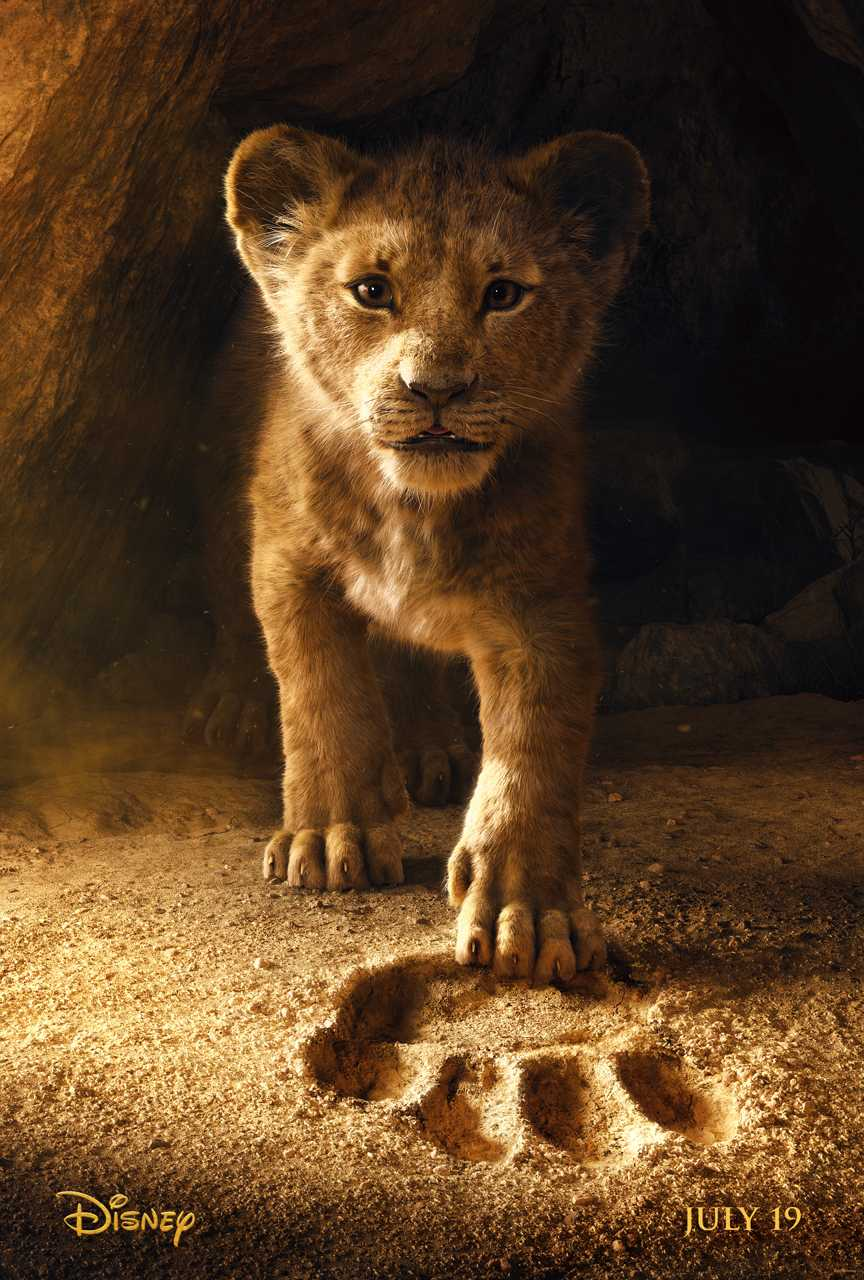 film roi lion 2019