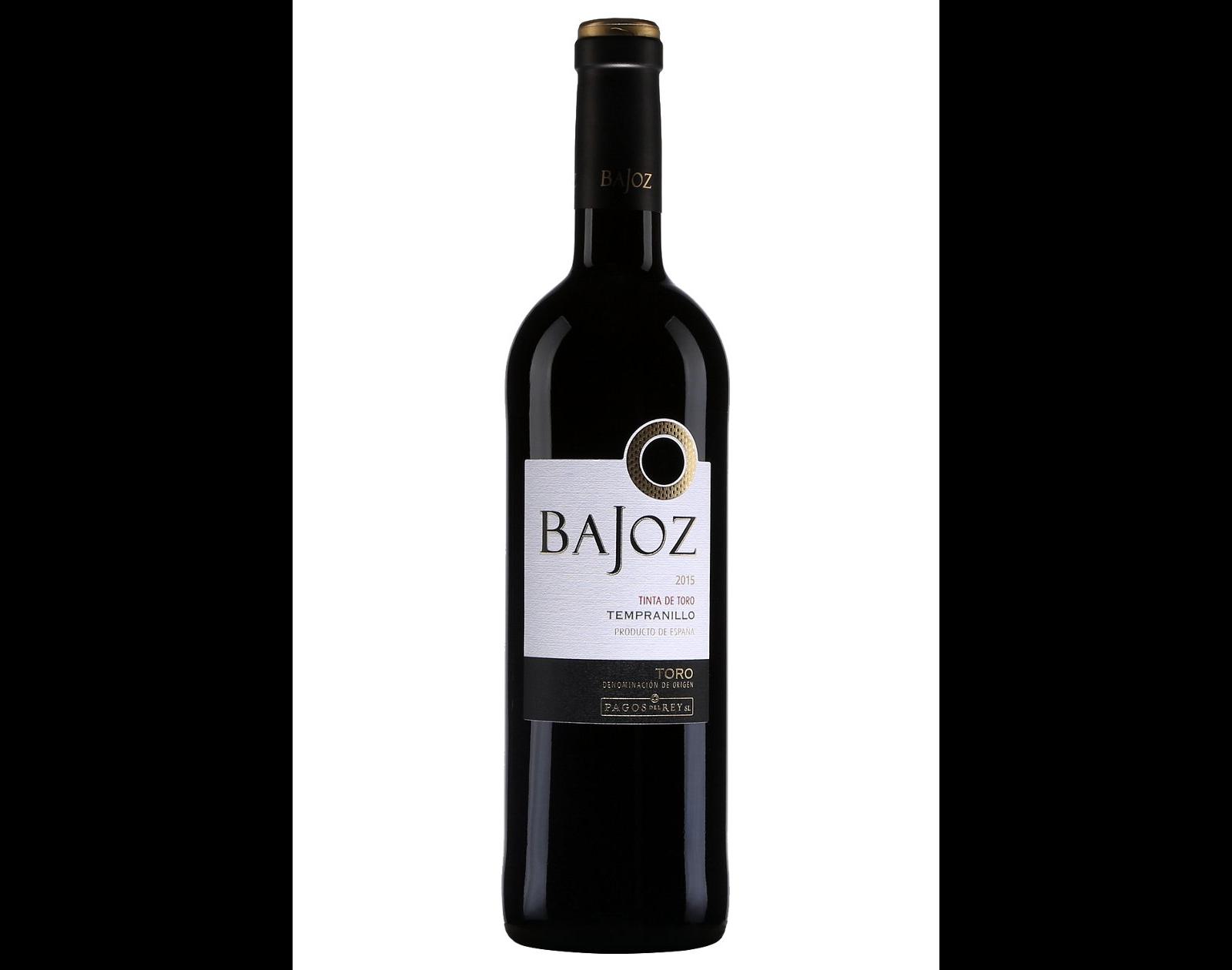 bouteille de vin rouge Bajoz Toro 2018