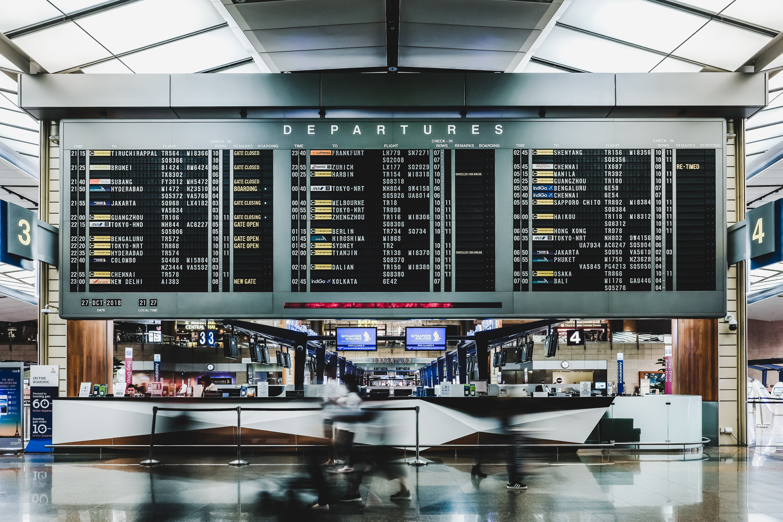 aeroport tableau vols