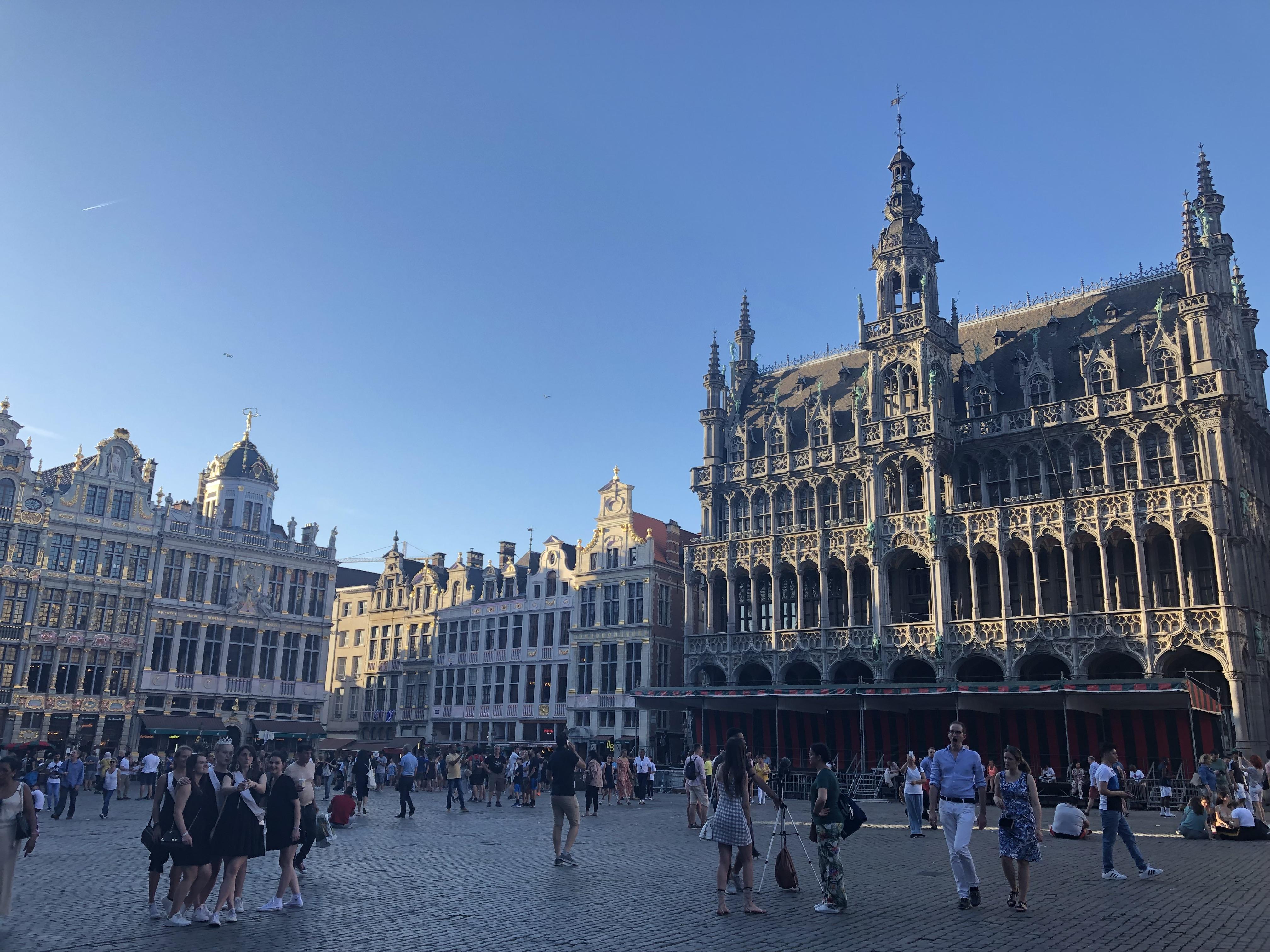 La grande place Bruxelles