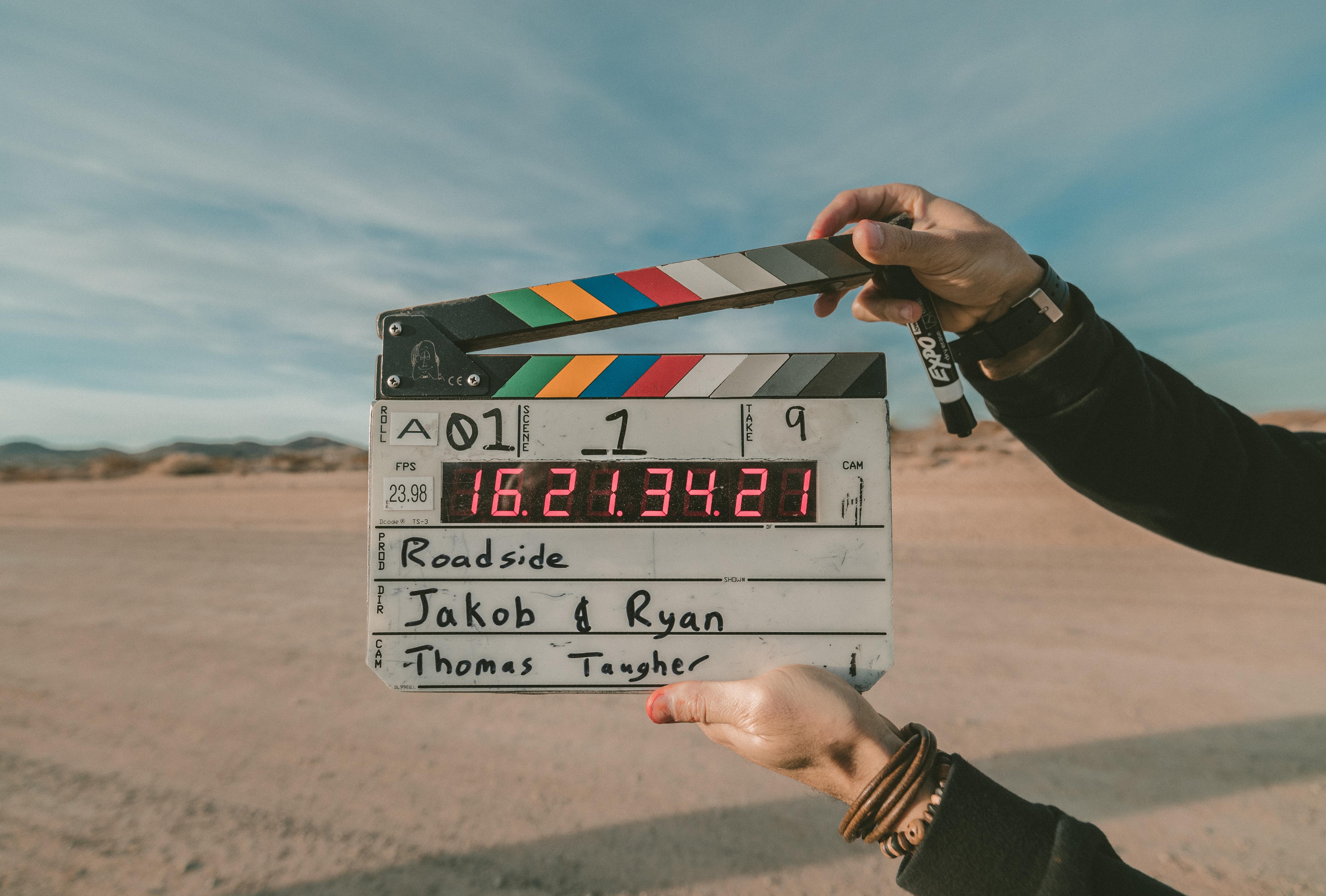 cinema desert