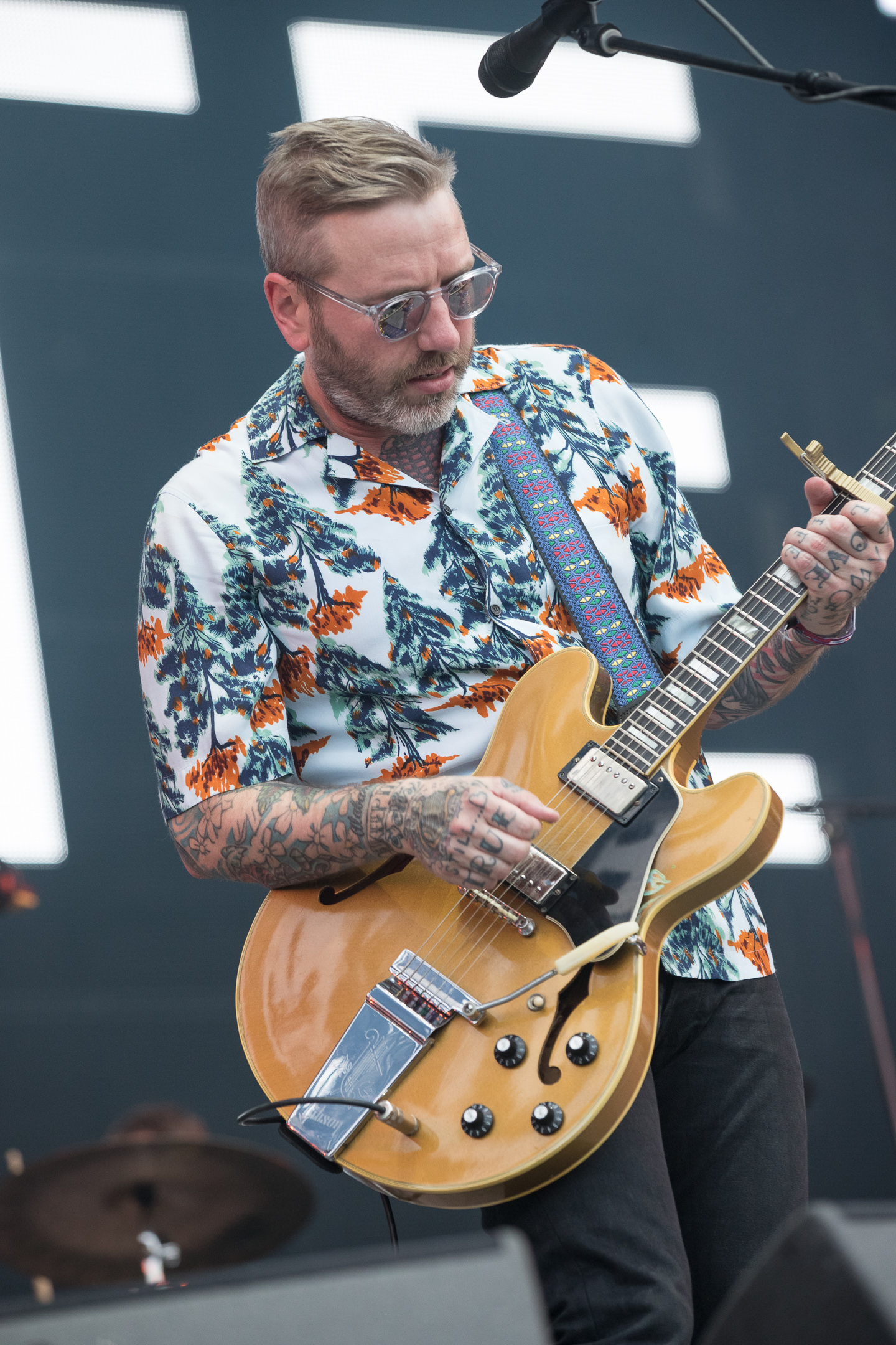 City and Colour Pat Beaudry Osheaga 2019