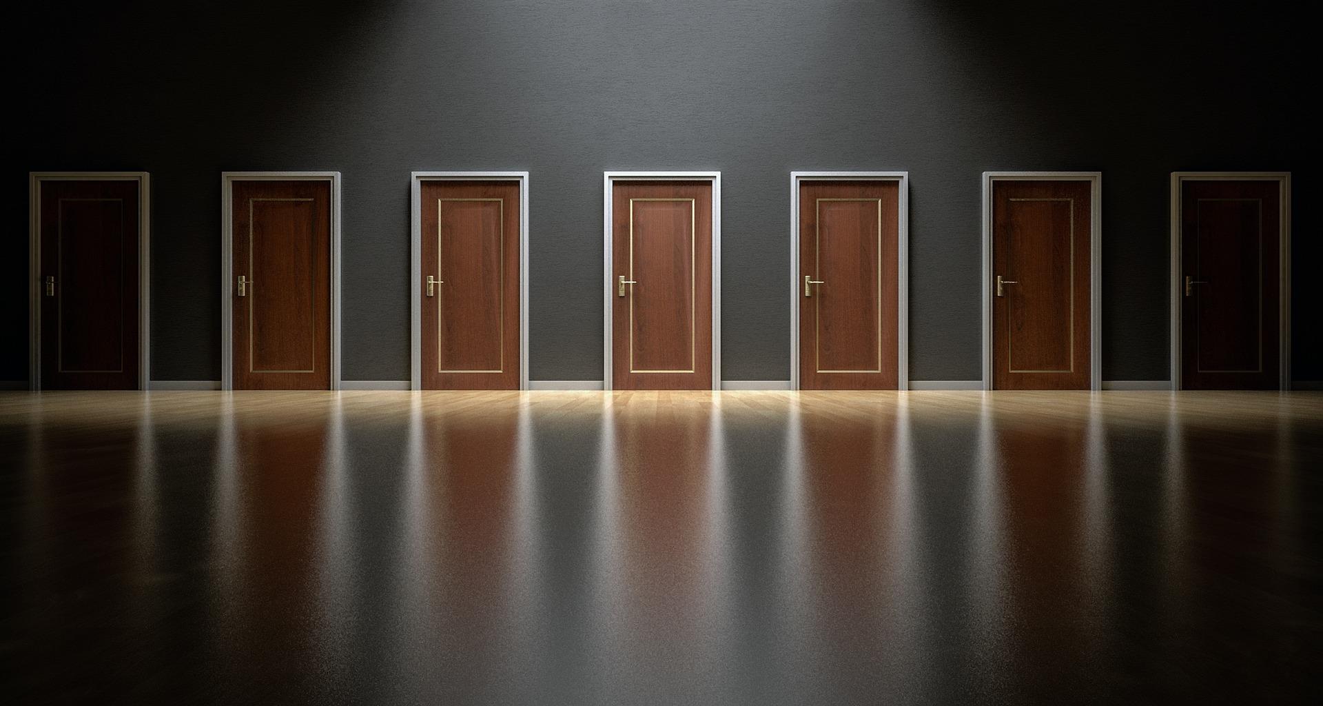 portes à choisir