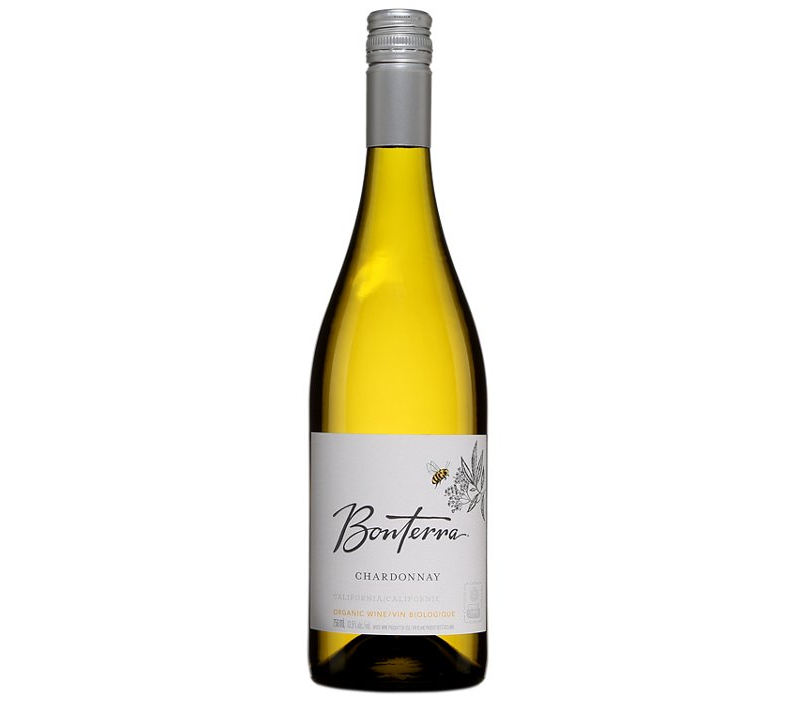 Bonterra Chardonnay 2018 vin blanc
