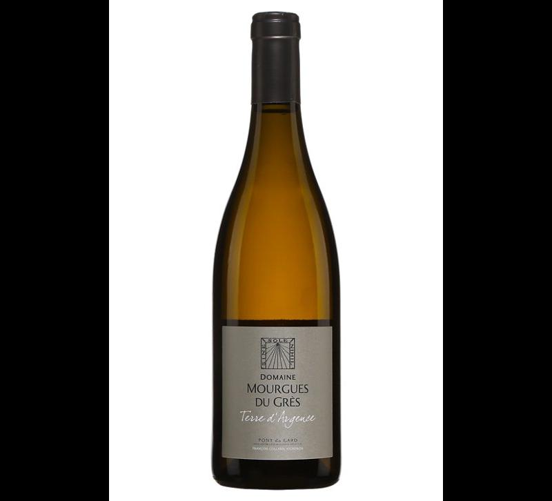 Domaine Mourgues du Grès Terre d'Argence 2016 vin blanc