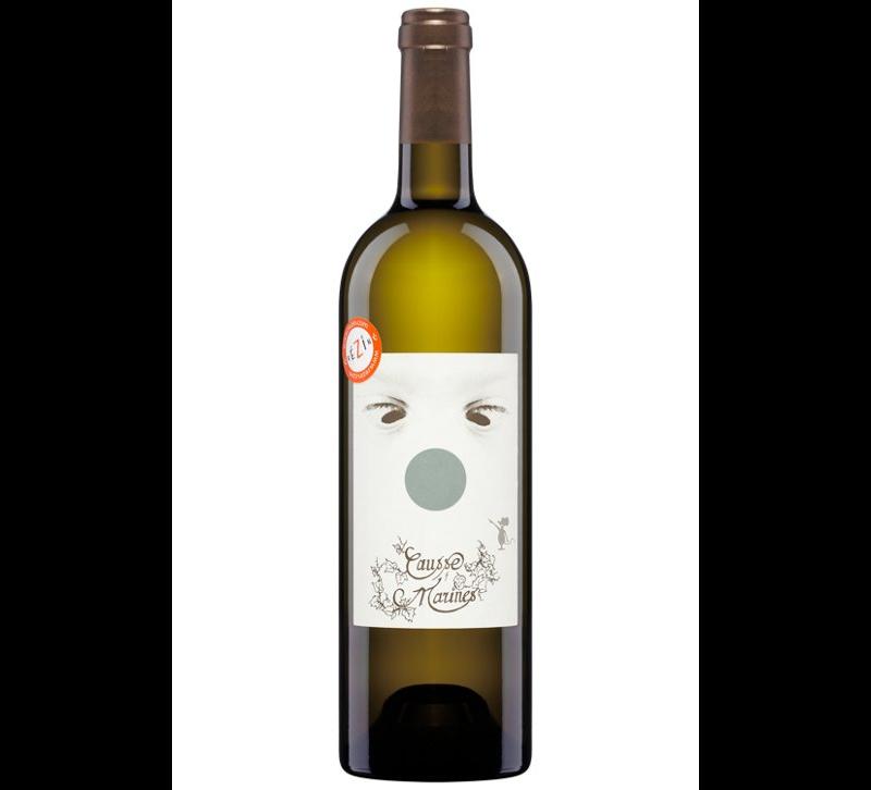 vin blanc Causse Marines Les Oreilles 2017