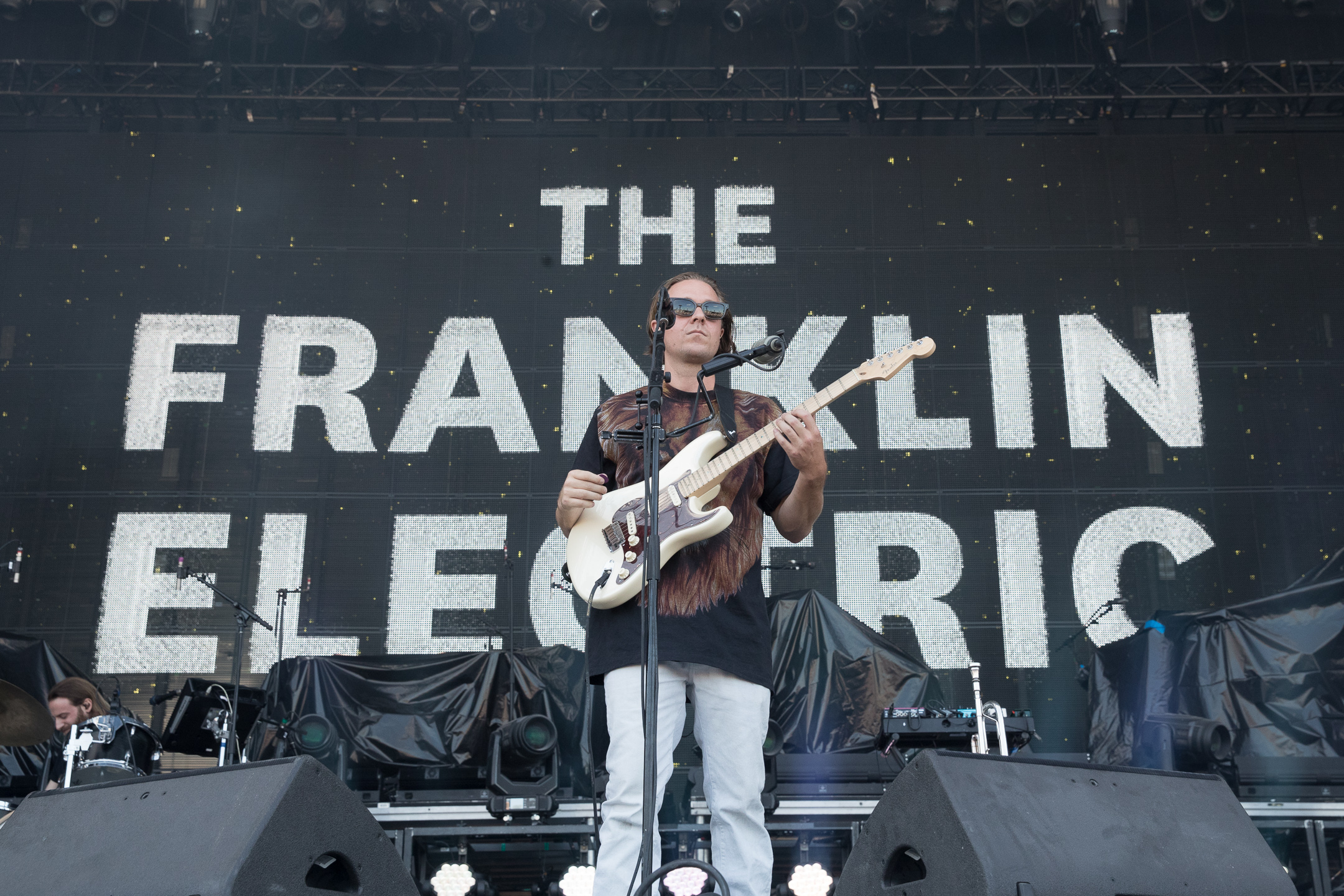 Franklin Electric Pat Beaudry osheaga 2019