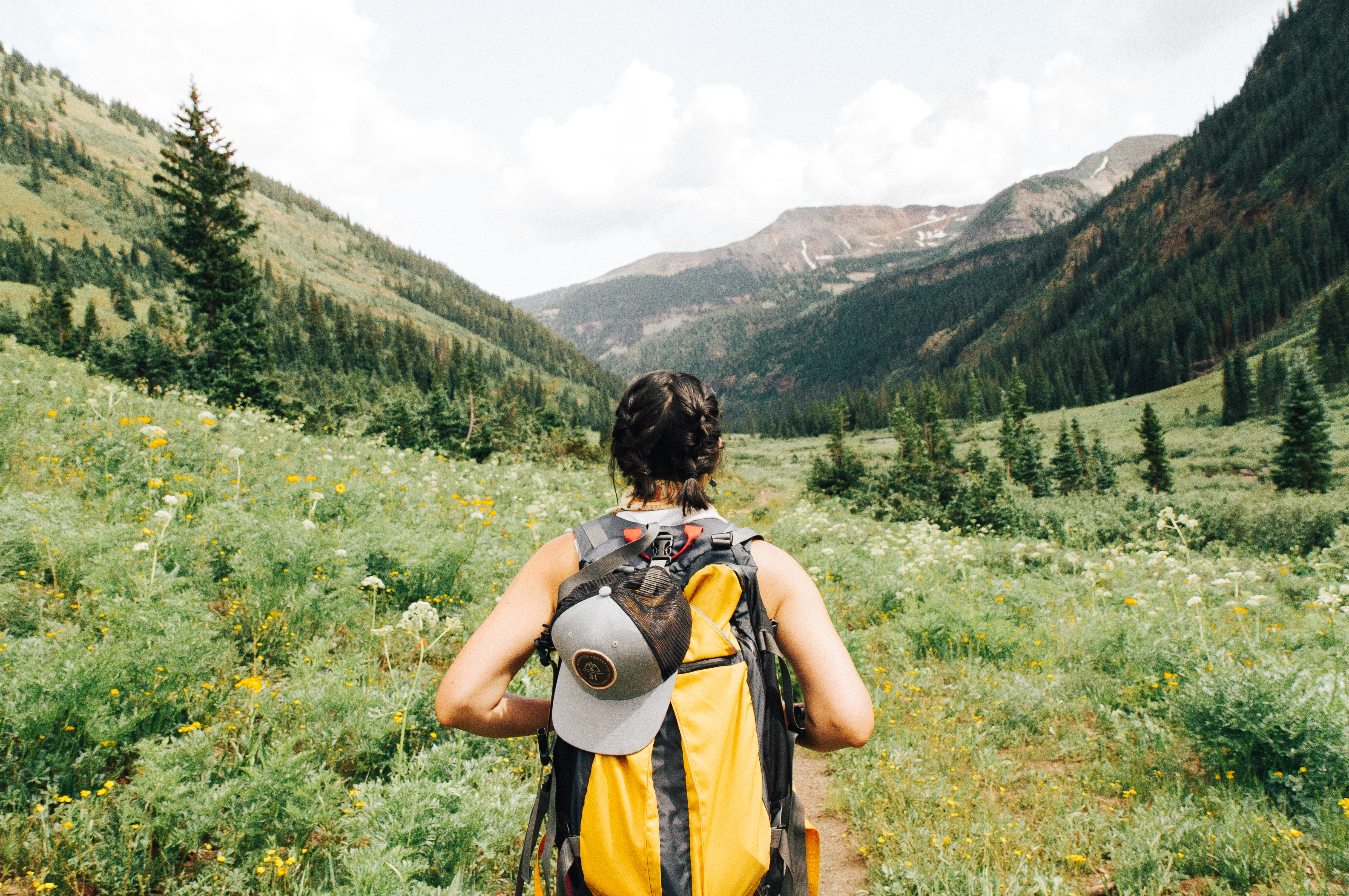 hiking randonnée femme sac à dos