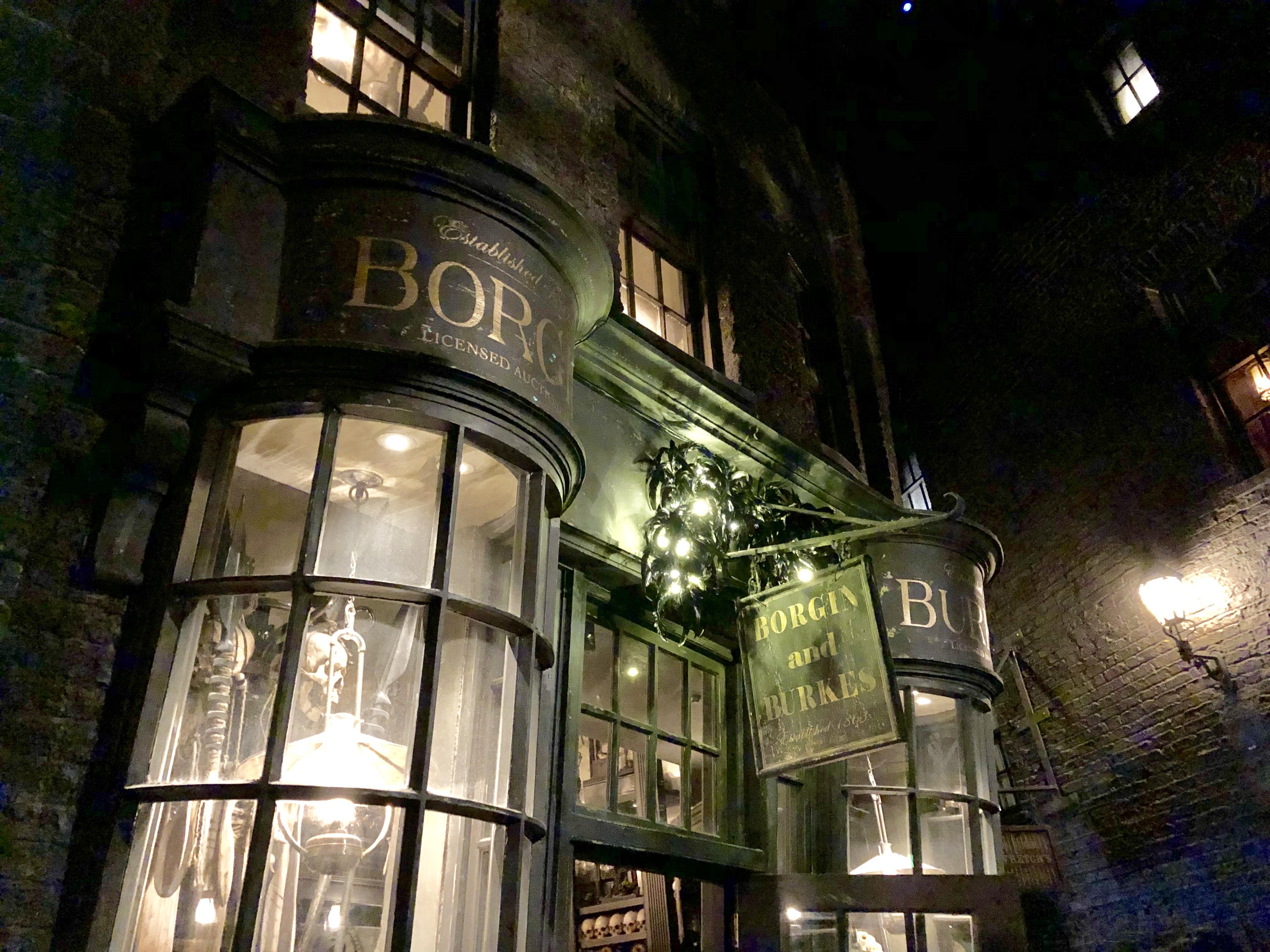 wizarding world of harry potter universal studios chemin de traverses