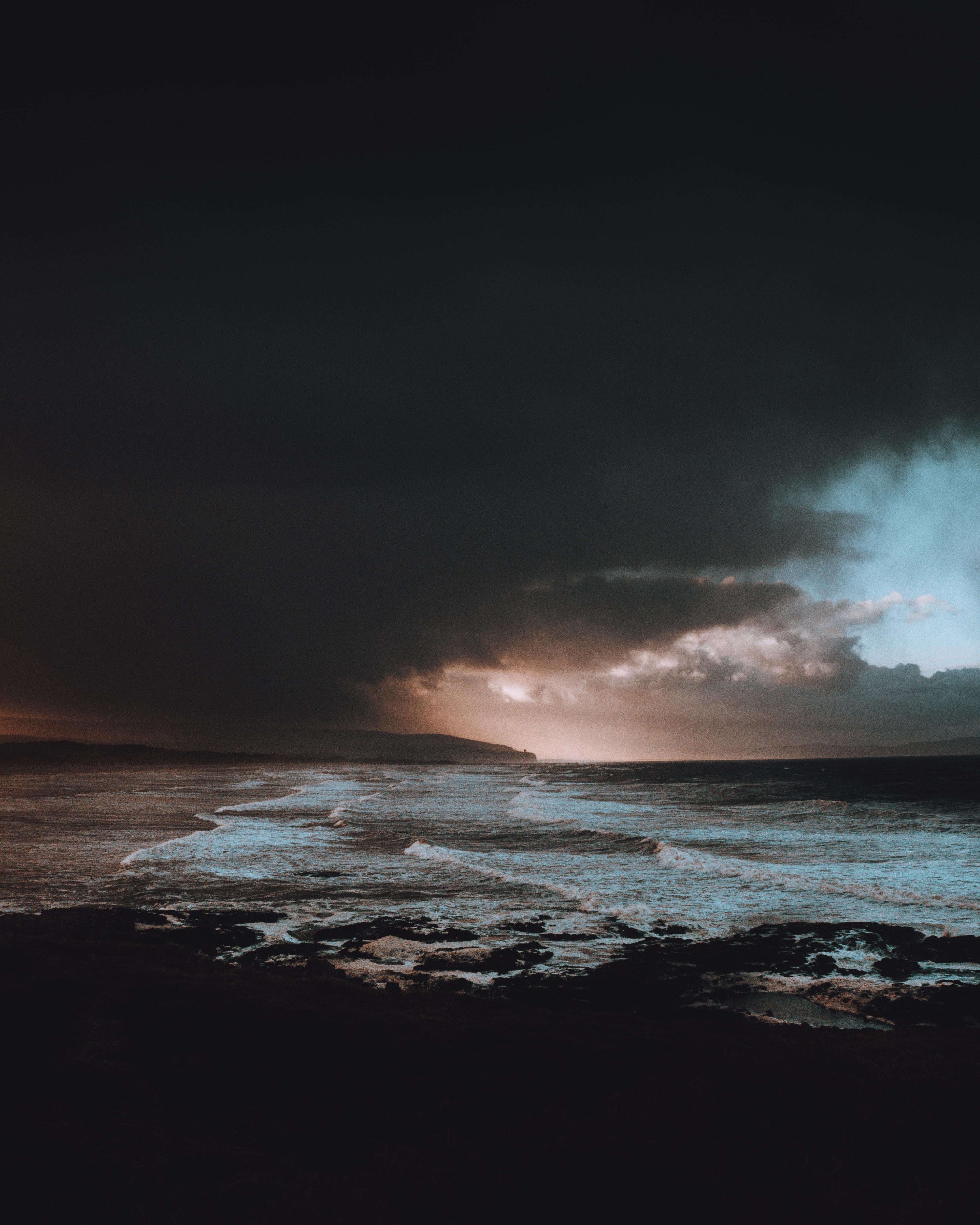 tempête grisev