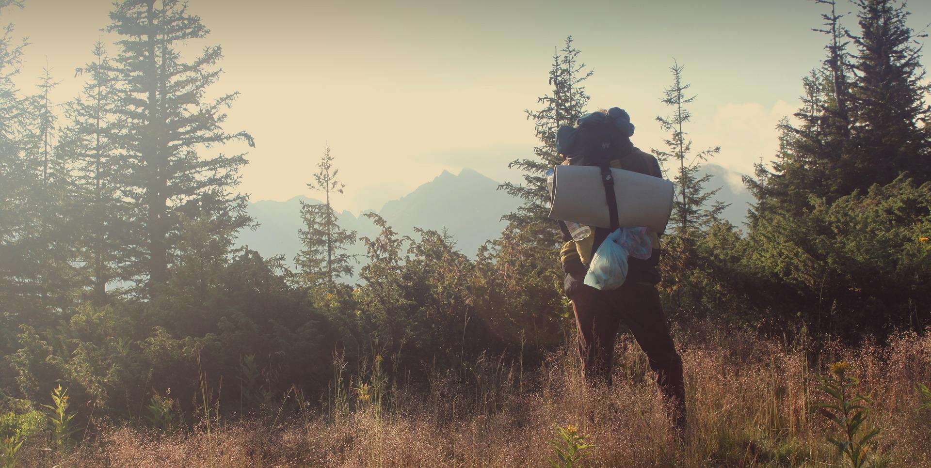 hiking randonnée homme sac à dos