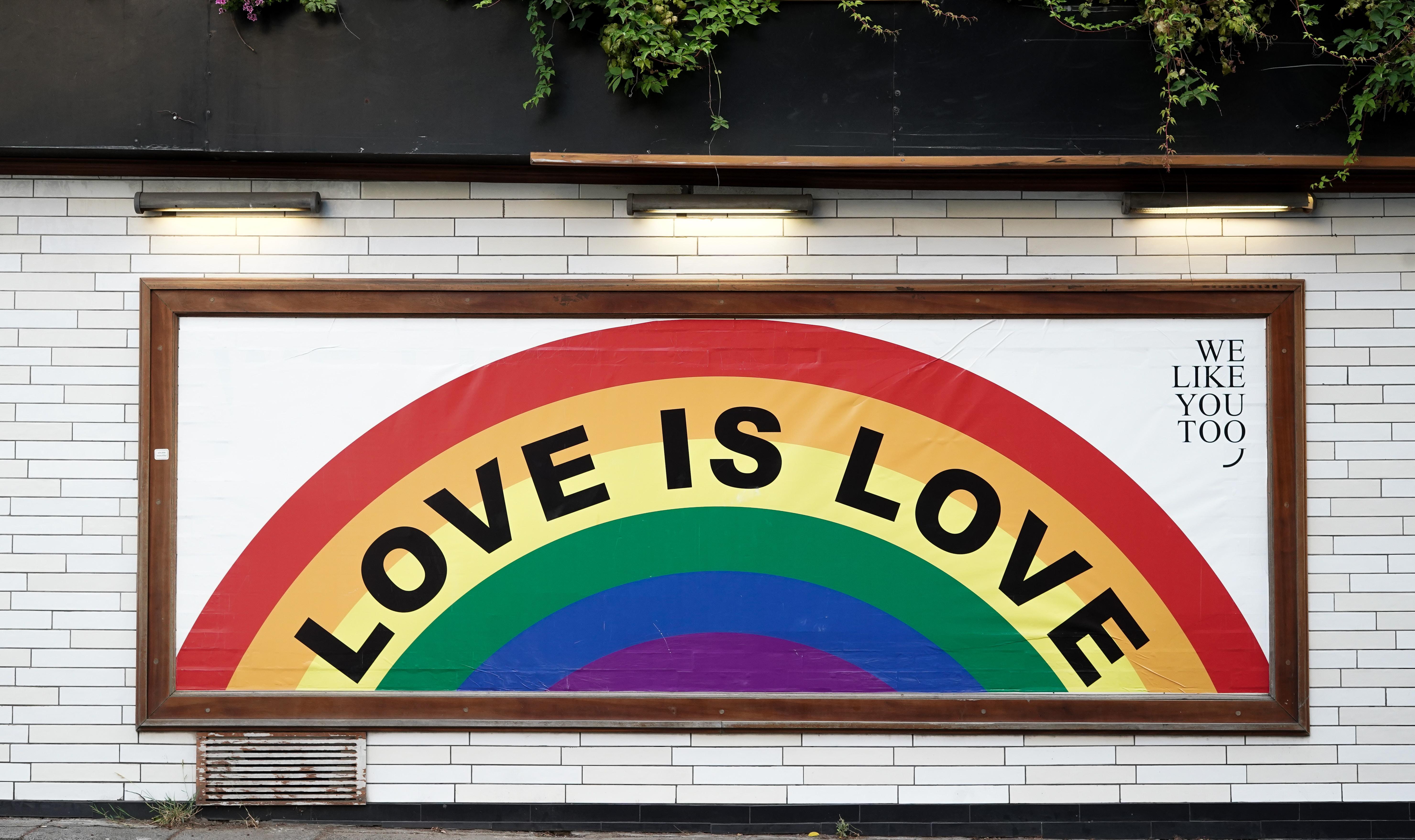 pride fierté lgbtq love is love