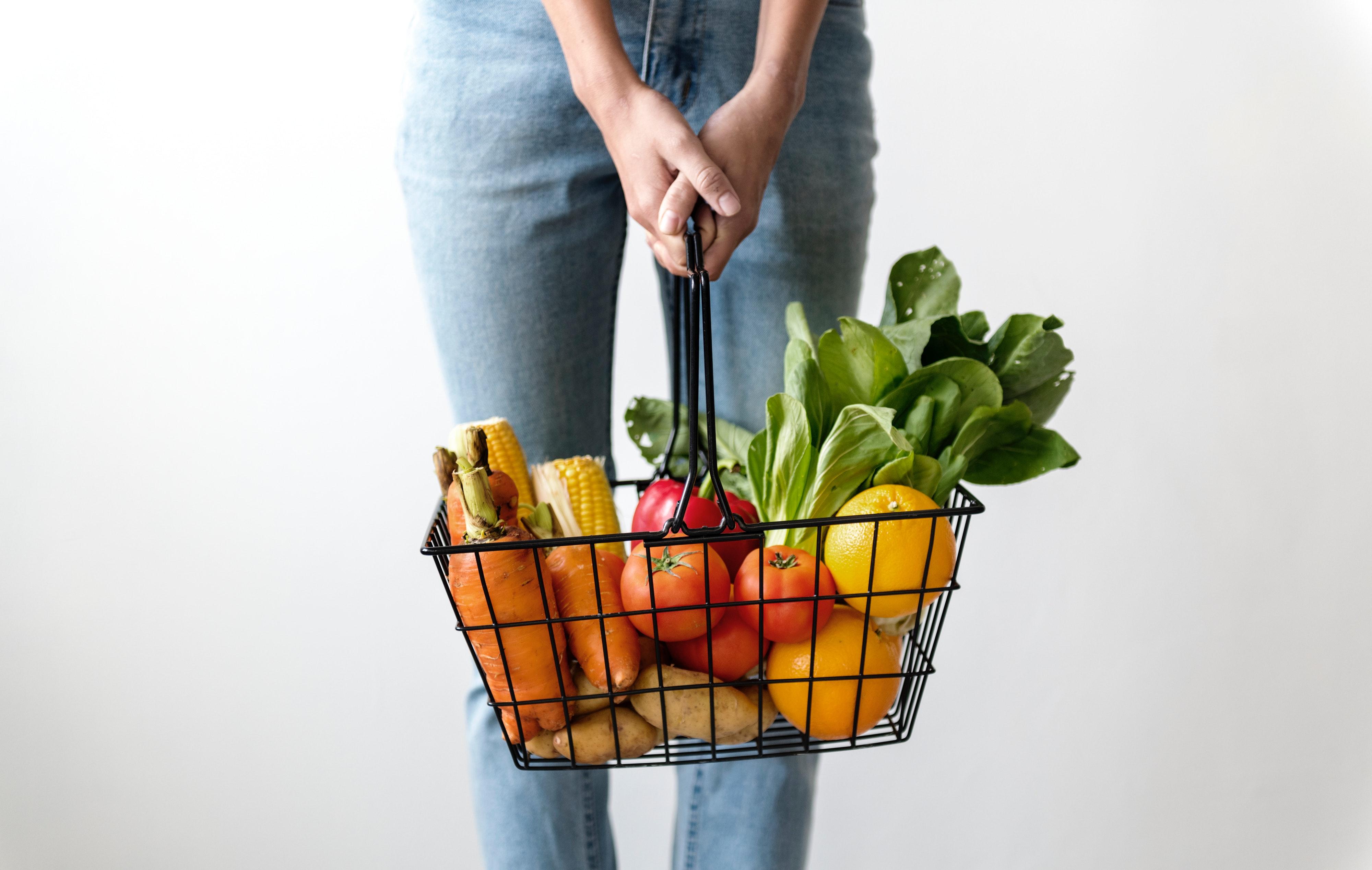 epicerie femme légumes