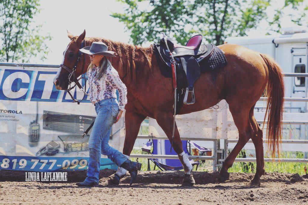 linda laflamme équitation
