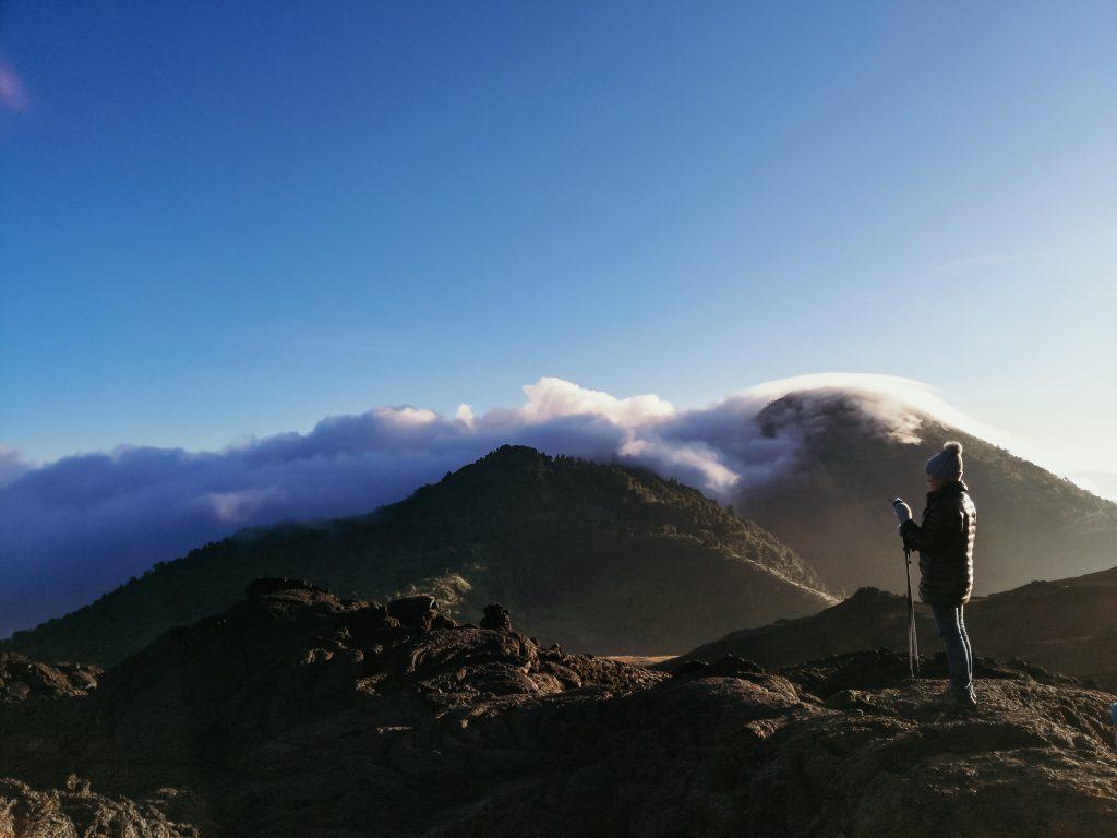 camille dg volcan pacaya guatemala