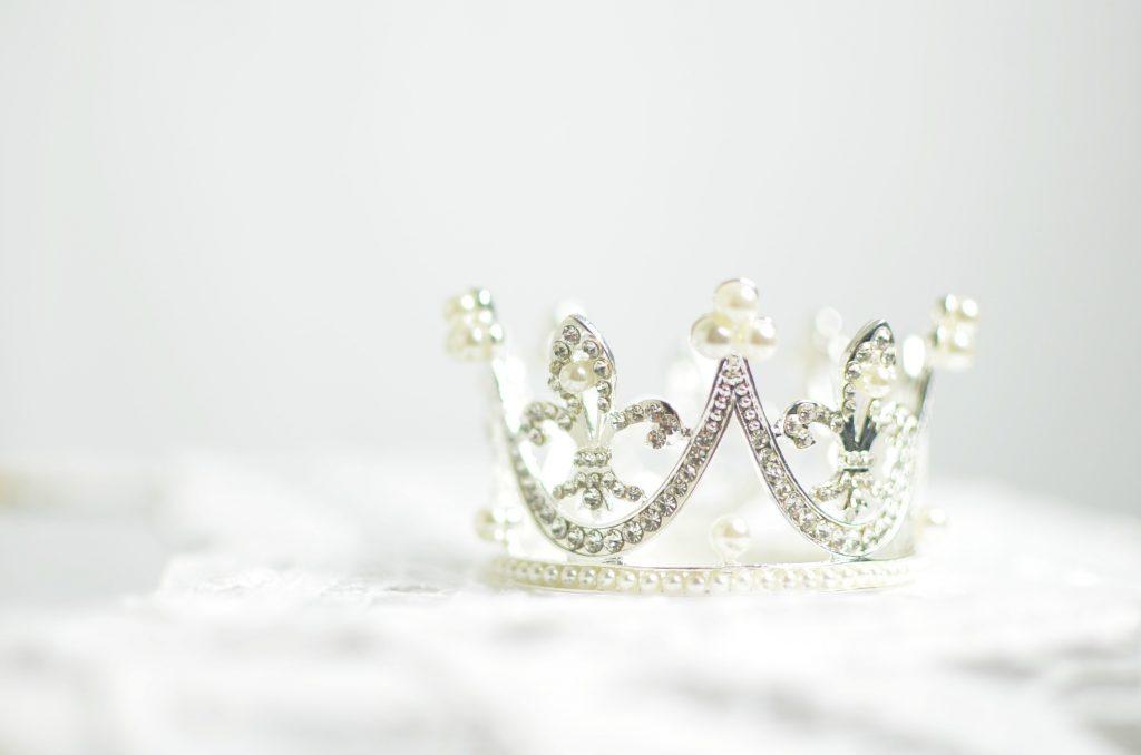 couronne princesse reine