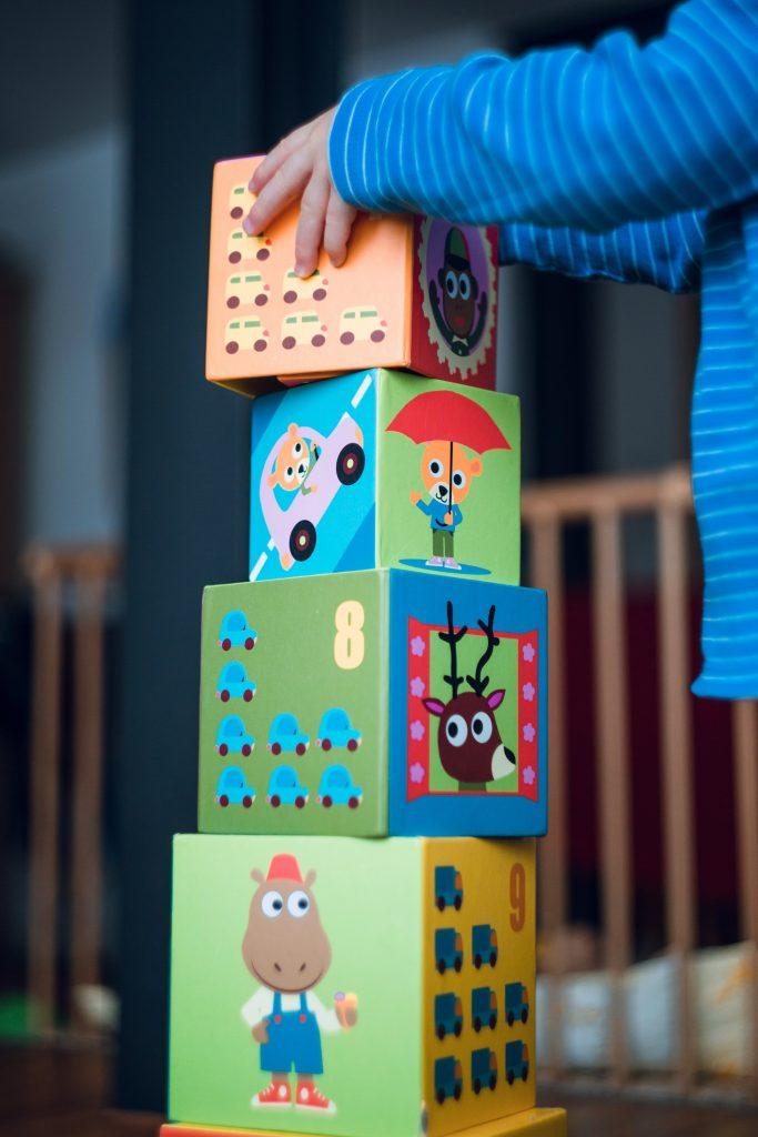 jeu enfant jouet