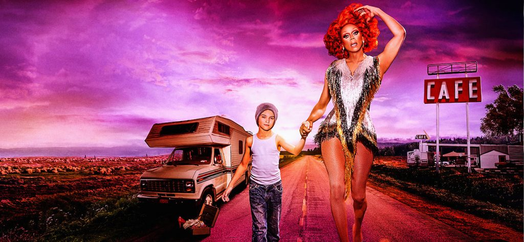 rupaul aj and the queen