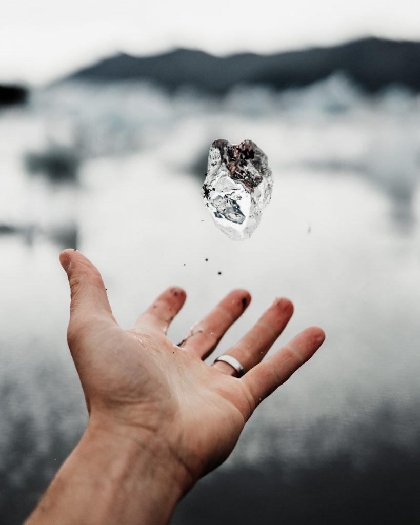 crystal diamant main lancer