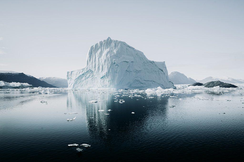 iceberg glace