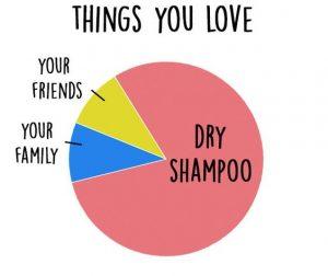 shampoing sec meme dry shampoo