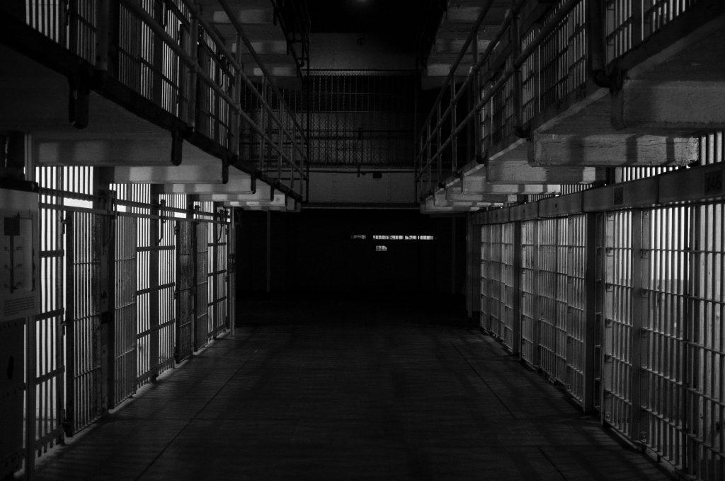cellules de prison