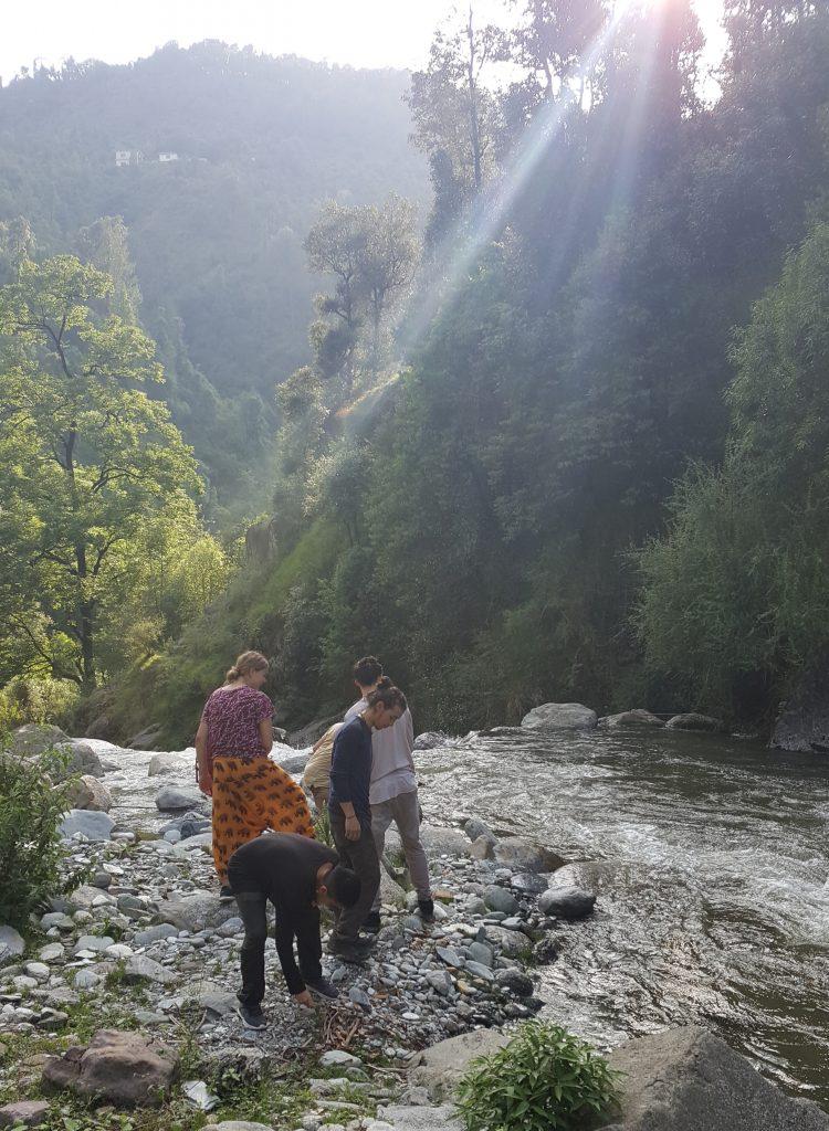 rivière himalaya