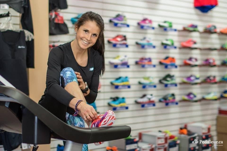 geneviève asselin-demers boutique de chaussures sport