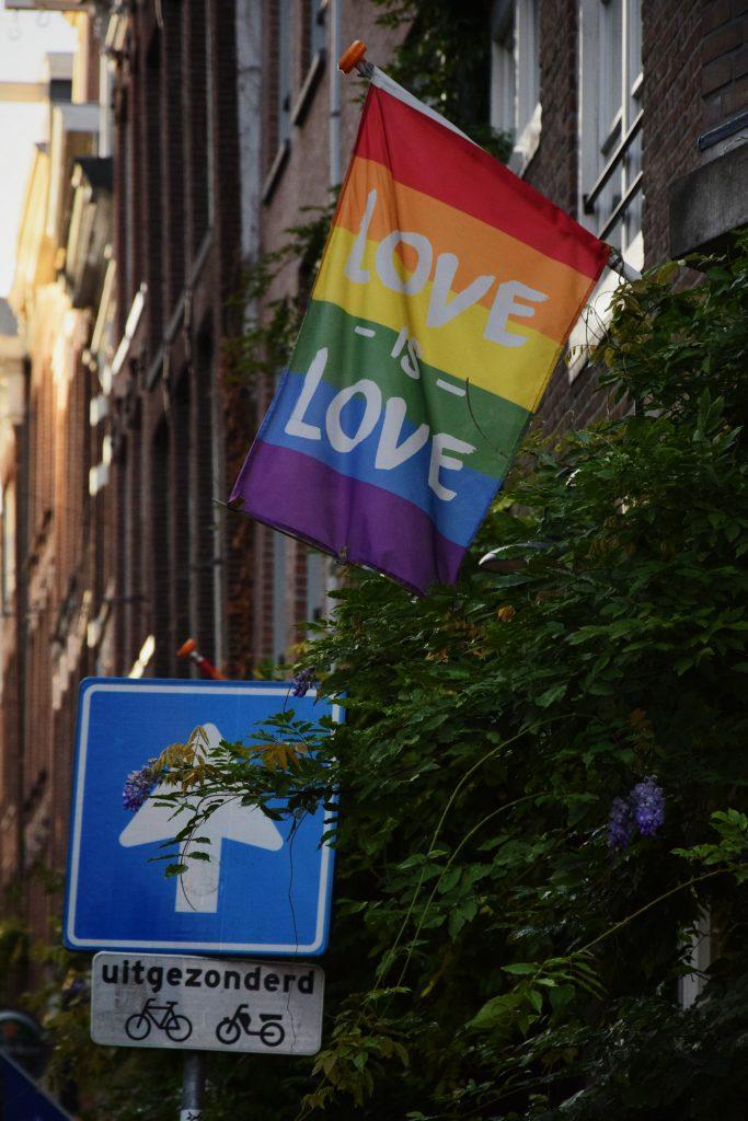 drapeau gai love is love