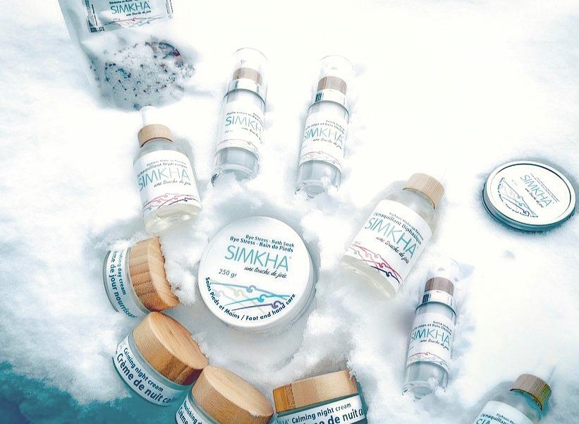 simkha produits de beauté