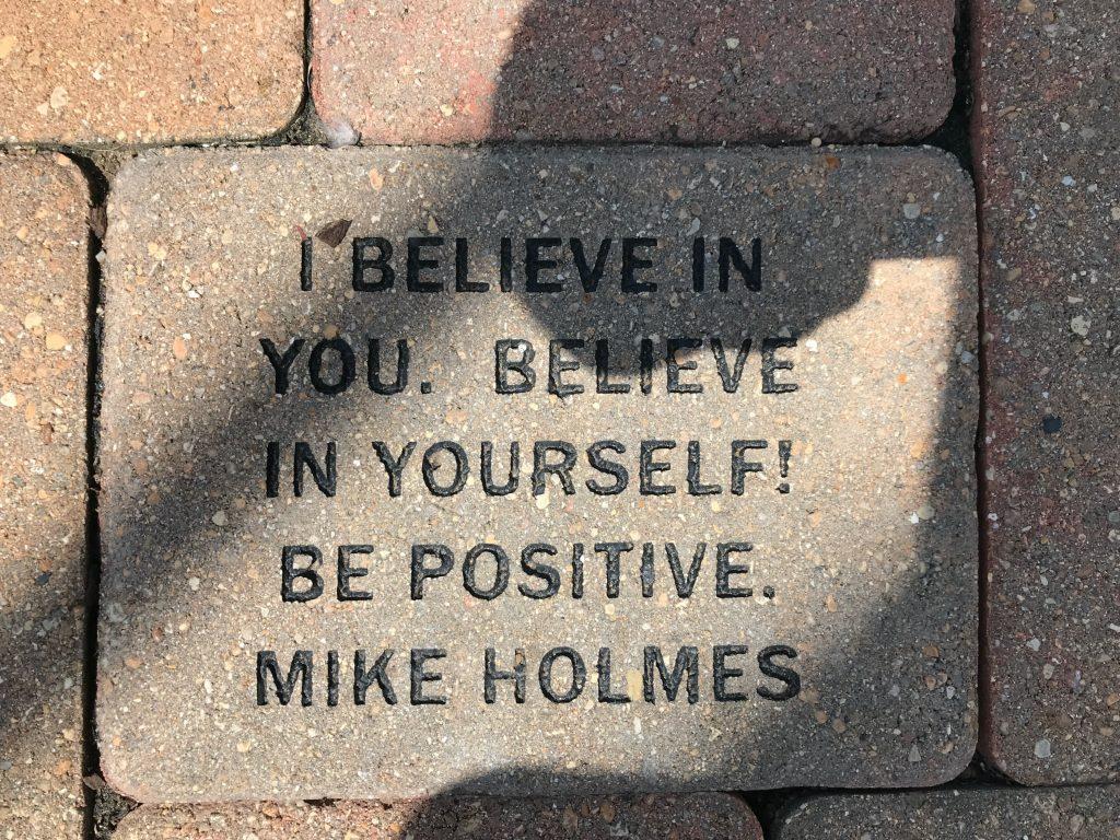 trottoir i believe in you
