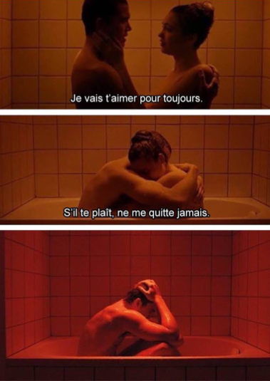 amour quitter couple