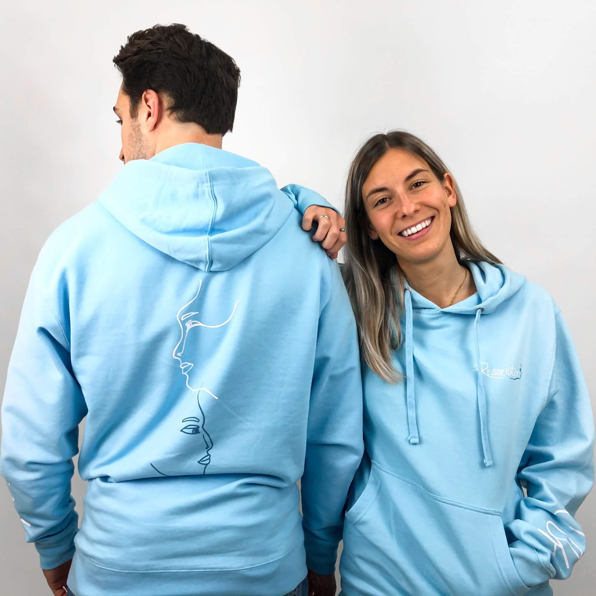kool apparel hoodie santé mentale