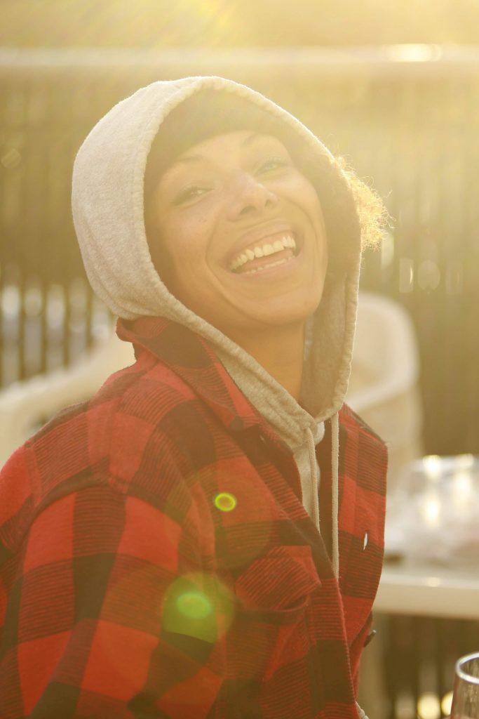 Anik Boucher sourire soleil