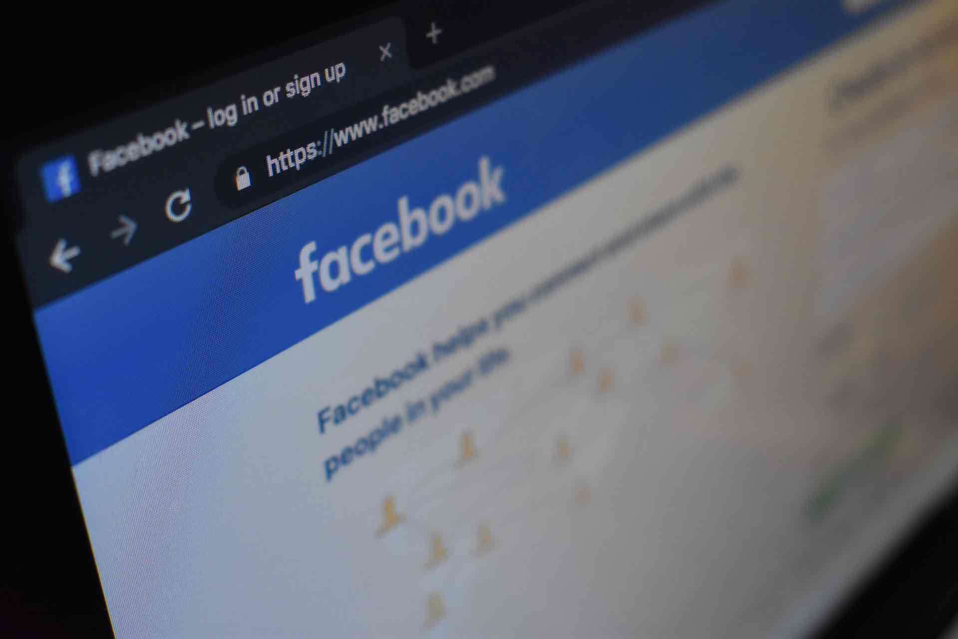 facebook réseaux sociaux compte