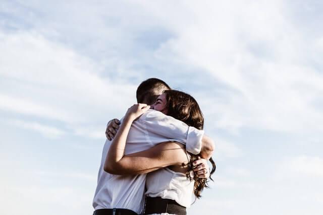 couple homme femme amour compréhension respect