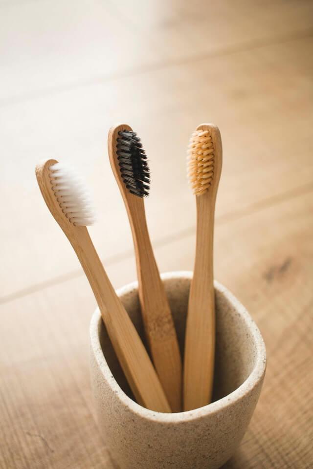 brosse à dent bamboo écologique